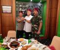 Safari Ramadhan Ke Kaltim, Panglima TNI Dan Kapolri Disambut Jos Soetomo