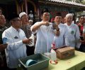YHMCHI-PITI dan PWNU Siap Semprot Disinfektan 1.000 Masjid