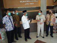 PMTS Salurkan Bantuan Melalui PWM Jatim Untuk Warga Terdampak Covid-19