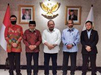 Pertemukan 9 IAIN dengan Menag dan Menpan-RB, DPD RI Tuntaskan Aspirasi para Rektor