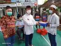 Maulid Bersama Anak Yatim di Masjid Cheng Hoo