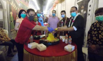 Wisata Kampung Pecinan, Destinasi Wisata Baru di Kota Surabaya