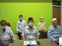 Silaturahmi Virtual, Dylan Hoey Siap Membantu Masjid Cheng Hoo