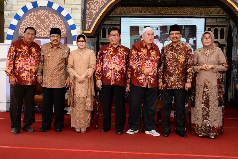 PITI-YHMCHI Hadiri Halal Bihalal dengan Gubernur Jatim