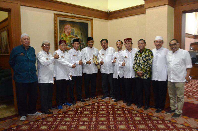 Gus Ipul Siap Hadiri Milad Masjid Cheng Hoo
