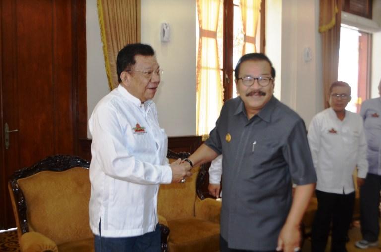 Gubernur Jatim Siap Hadiri Milad ke-15 Masjid Cheng Hoo