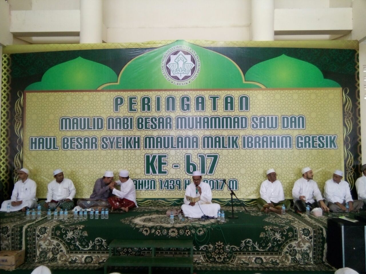 Maulid Nabi Serta Haul Syeikh Maulana Malik Ibrahim Digelar Bersamaan
