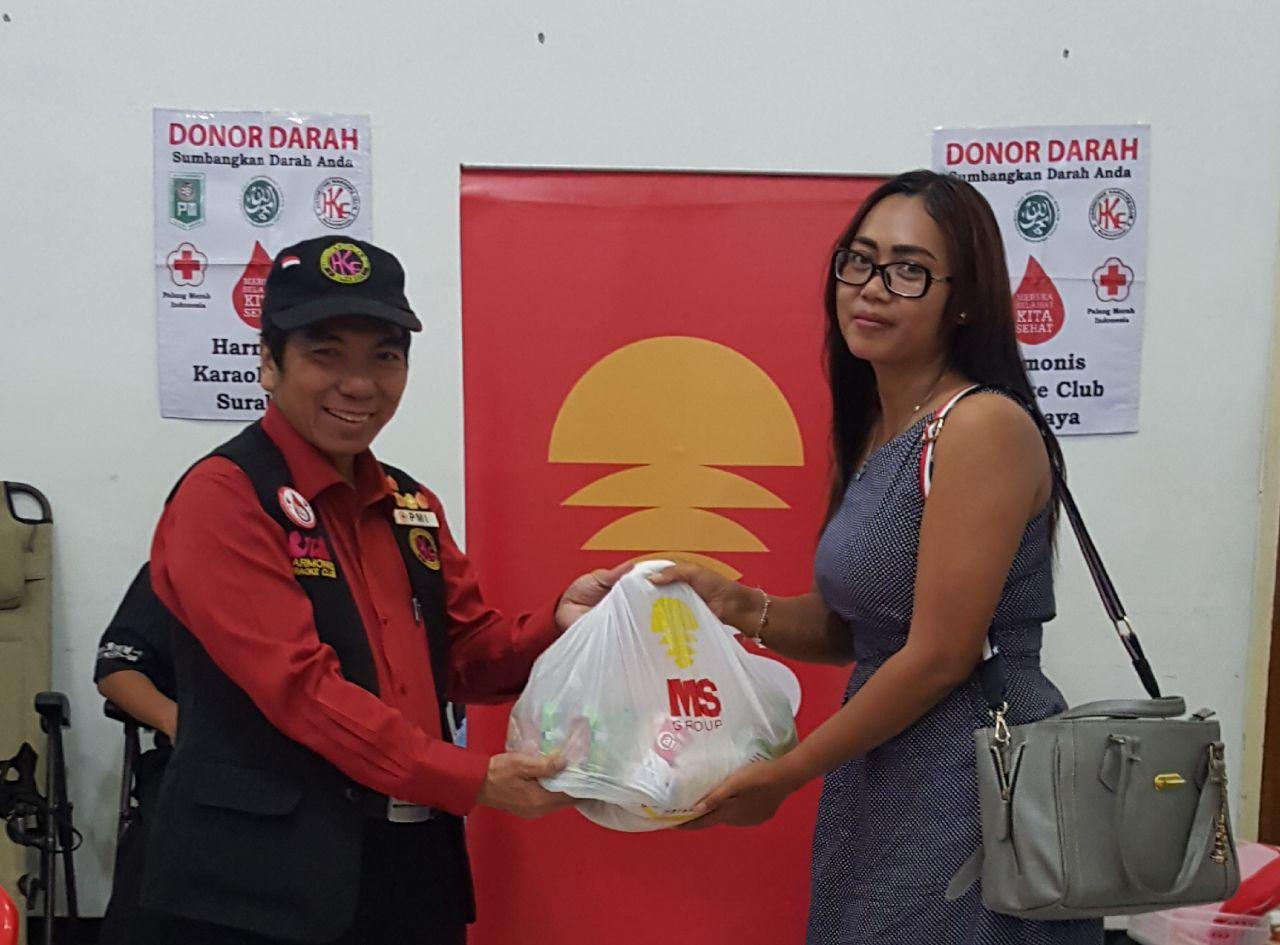 Donor Darah Cheng Hoo Lebih Target