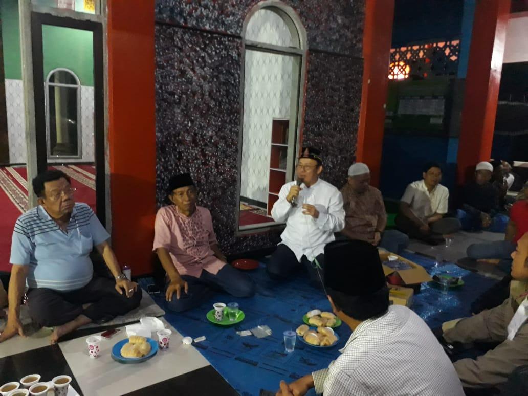 Masjid Cheng Hoo Gua China Berdiri di Tengah Hutan