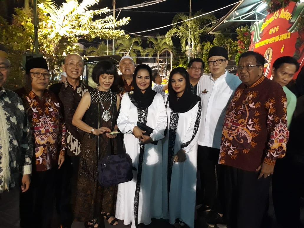 Seribu Undangan Hadiri Dwi Windu Masjid Cheng Hoo