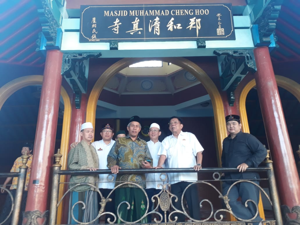 PITI-YHMCHI Suport Peringatan Hari Santri di Jatim