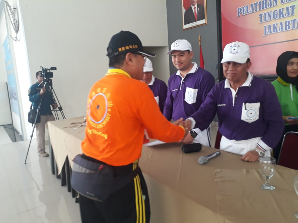 Instruktur Juga Ujung Tombak Persatuan Ling Tien Kung