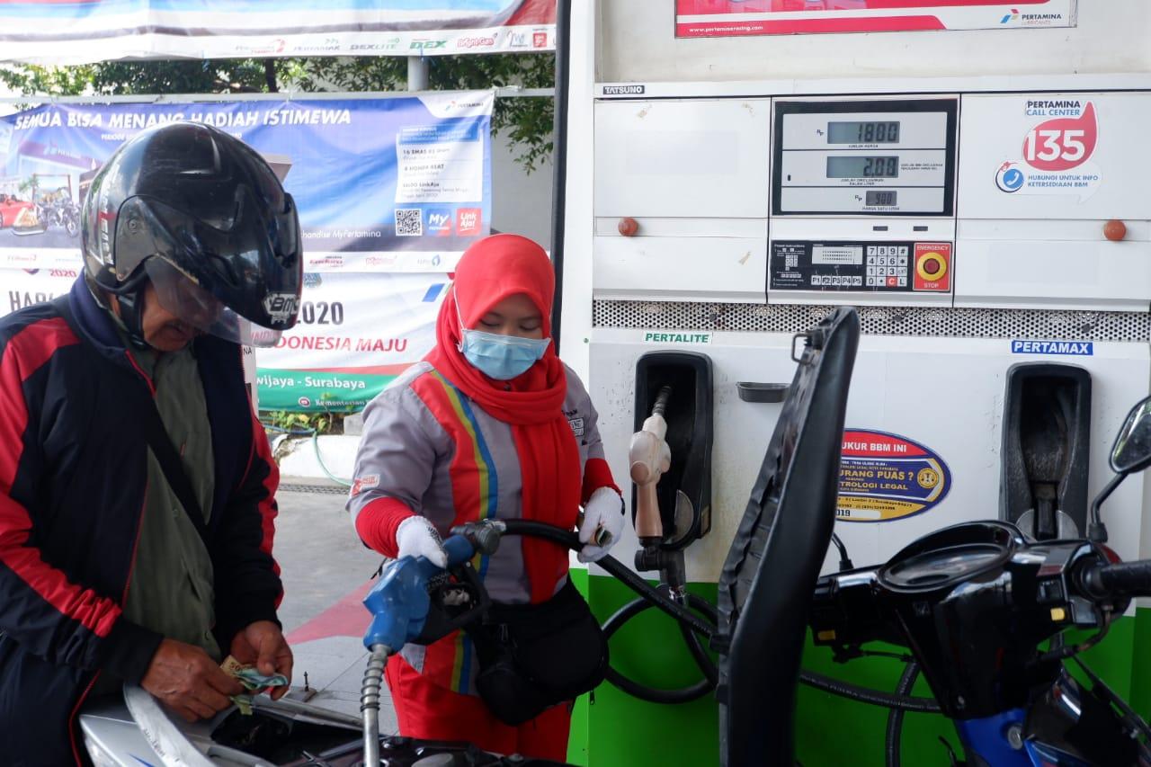 Sambut Ramadhan, Satgas Pertamina Pastikan Pasokan BBM dan Elpiji di Jawa Timur Aman